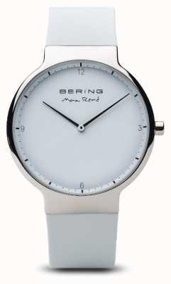Bering Max rené | plata pulida | 15540-904