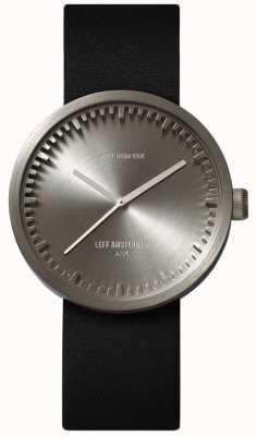 Leff Amsterdam Tubo reloj d38 caja de acero inoxidable correa de arena LT71003