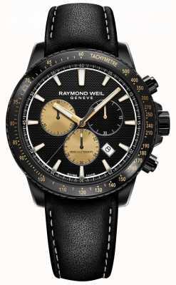 Raymond Weil Tango 300 | amplificacion marshall | edición limitada de los hombres 8570-BKC-MARS