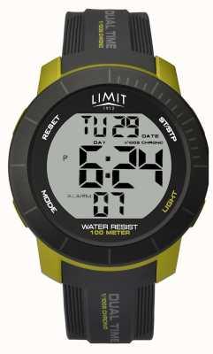 Limit Límite de los hombres | reloj cronógrafo de doble hora 5675.66