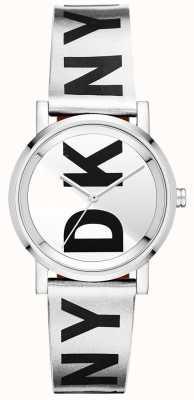 DKNY Reloj de mujer en plata. NY2786