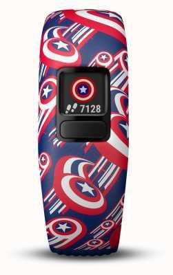 Garmin Correa ajustable Vivofit Jr2 Capitán América 010-01909-12