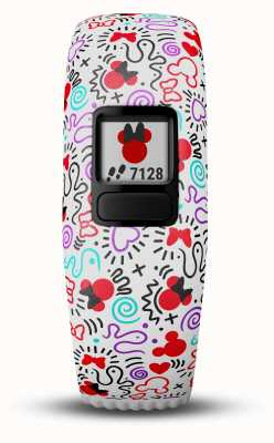 Garmin Correa ajustable Minnie Mouse Vivofit jr2 010-01909-10