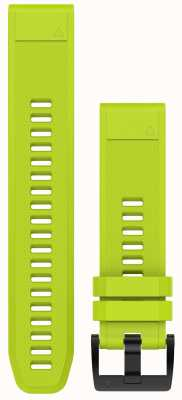 Garmin Amp correa amarilla quickfit 22mm fenix 5 / instinto 010-12496-02