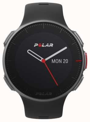 Polar Vantage v black gps multisport premium entrenamiento muñeca hora 90069668