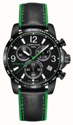 Certina Wrc edición limitada | podio ds | verde y negro para hombre C0344173605710