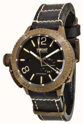U-Boat Doppiotempo bronce 46 automático 9008
