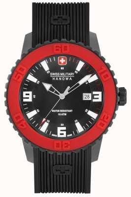 Swiss Military Hanowa Reloj de hombre suizo militar hanowa twilight ii 06-4302.29.007.04