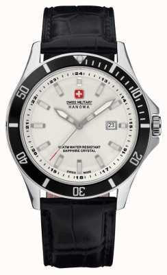 Swiss Military Hanowa Hombres suizos militares hanowa | reloj insignia 6-4161.7.04.001.07