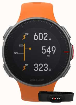 Polar Vantage v (con correa hr) gps multisport orange correa 90069666