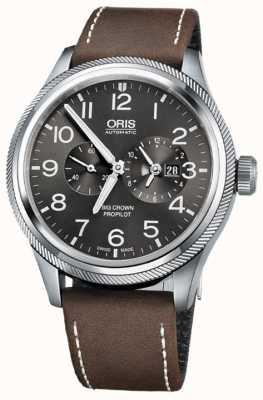 ORIS Reloj para hombre big crown propilot worldtimer 01 690 7735 4063-07 5 22 05FC