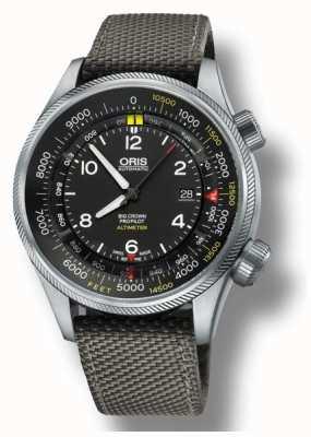 Oris Aviación Big Crown Pro Piloto Suizo 01 733 7705 4134-set 5 23 17FC