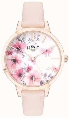 Limit | jardín secreto para mujer | esfera floral rosa y blanco | strp rosa 60023