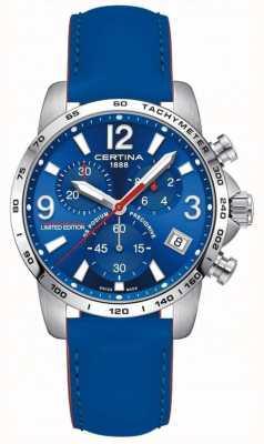 Certina Hombres | ds podium wilvo yamaha | reloj de edición limitada C0344171604710