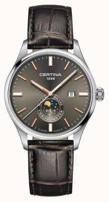 Certina Hombre | ds 8 fase lunar chrono C0334571608100