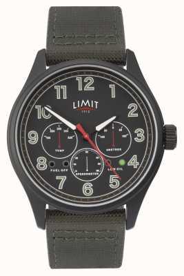 Limit | reloj negro para hombre | 5969.01