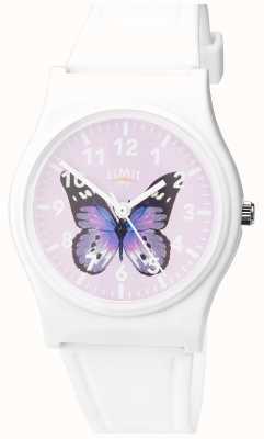 Limit | reloj de jardín secreto de damas | esfera de mariposa púrpura | 60029.37
