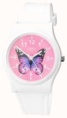 Limit | reloj de jardín secreto de damas | esfera rosa mariposa | 60030.37