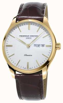 Frederique Constant | cuarzo clasico para hombre | FC-225ST5B5