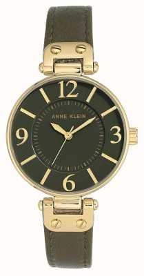 Anne Klein | reloj chelsea para mujer | caqui | 10-N9168OLOL