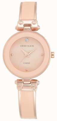 Anne Klein | clarissa mujer | reloj brazalete de oro rosa | AK-N1980BMRG