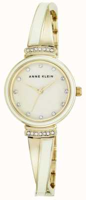 Anne Klein | clarissa mujer blanca | reloj de pulsera | AK-N2216IVGB