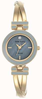 Anne Klein | mujer lynn | Reloj de oro y gris | AK-N2622GYGB