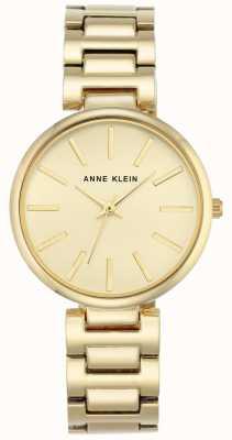 Anne Klein | reloj nora para mujer | pulsera de oro | AK-N2786CHGB