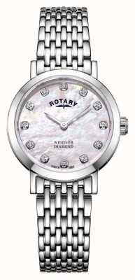 Rotary El | reloj de madreperla para mujer | LB05300/07/D