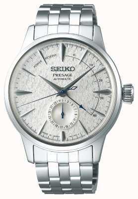 Seiko | edición limitada para hombre | presagio automático | SSA385J1