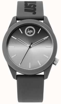 Hype | reloj de silicona gris para hombre | HYU020EE