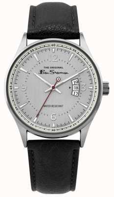 Ben Sherman | reloj de malla de plata para hombre BS008B