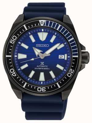 Seiko El | prospex | salvar el océano | samurai | automático | buzo | SRPD09K1