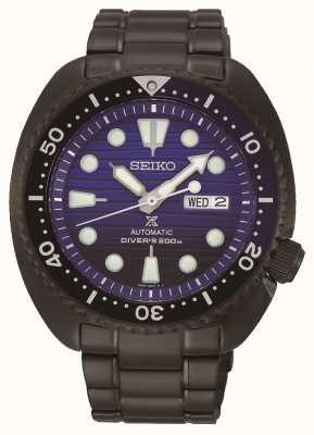 Seiko El   prospex   salvar el océano   tortuga   automático   buzo   SRPD11K1