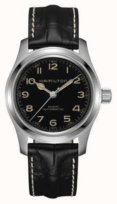 Hamilton El | reloj interestelar | campo de color caqui murph automático H70605731