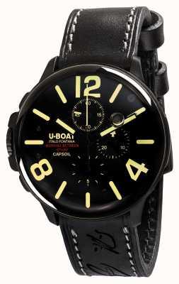 U-Boat Capsoil crono dlc electromecánica 8109