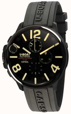 U-Boat Capsoil crono dlc electromecánica 8109/A