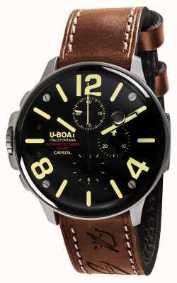 U-Boat Capsoil ss crono electromecánica 8111