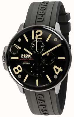 U-Boat Capsoil ss crono electromecánica 8111/A