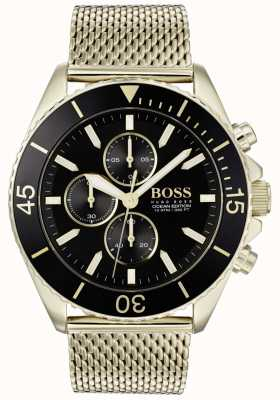 BOSS El | mens ocean edition | cronógrafo 1513703