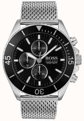 Hugo Boss | Reloj de acero para hombre ocean edition | 1513701
