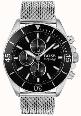 Boss | reloj de acero para hombre ocean edition | 1513701