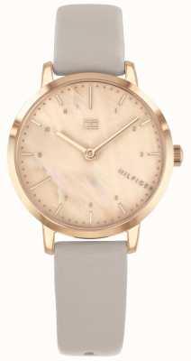 Tommy Hilfiger El | reloj de mujer con caja de oro rosa | 1782039