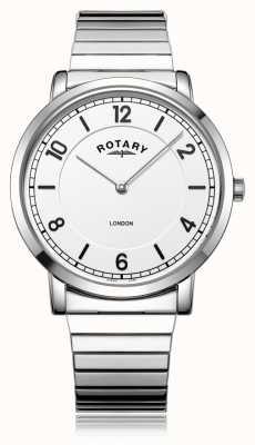 Rotary | brazalete de acero inoxidable | GB02765/18