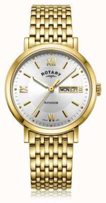 Rotary   brazalete de oro chapado   GB05303/09