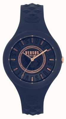 Versus Versace | reloj unisex fuego isla | VSPOQ4019