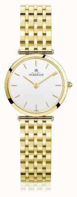Michel Herbelin | mujer | epsilon | Pulsera de pvd de oro extra plana | 17116/BP11