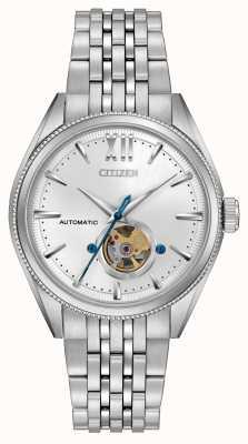 Citizen El | firma para hombre grand classic automatic | acero inoxidable NB4000-51A