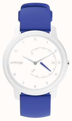 Withings Mover rastreador de actividad blanco y azul HWA06-MODEL 4-ALL-INT