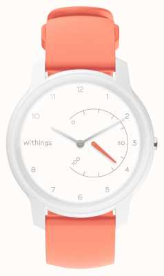 Withings Mover rastreador de actividad blanco y coral HWA06-MODEL 5-ALL-INT